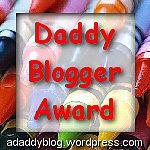 Daddy Blogger Award