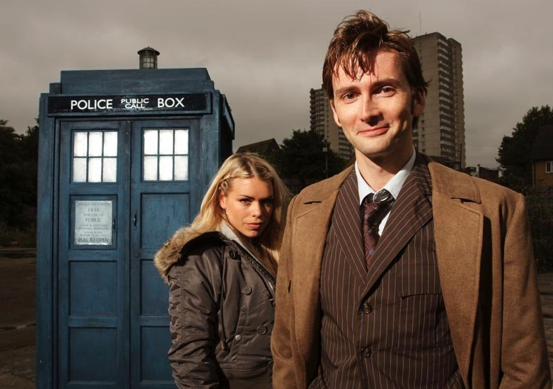 Doctor Who (Tennant and Piper)