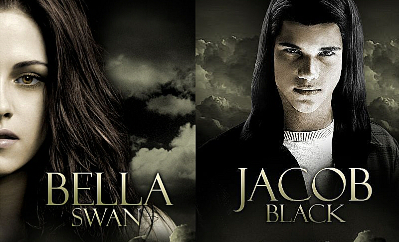 Photo of Twighlight's Bella & Jacob