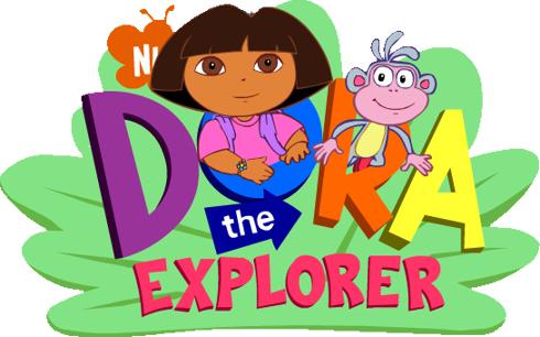 Dora Vs Barney