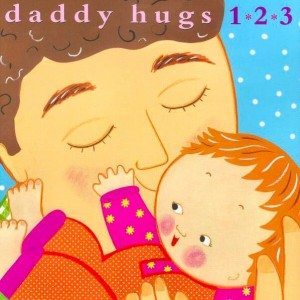 "Book cover of ""Daddy Hugs"""