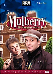 Mulberry BBC TV DVD Cover