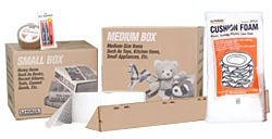 U-Haul Boxes