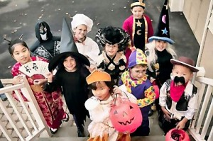 Trick or Treaters 2