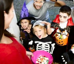 Trick or Treaters 3