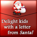 scnorthpole.com - Custom Letter from Santa or his Elves!