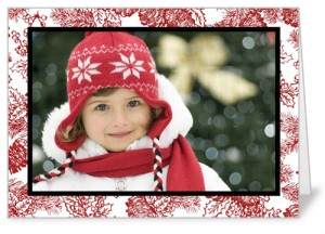Sample Christmas Card from Shutterfly.com
