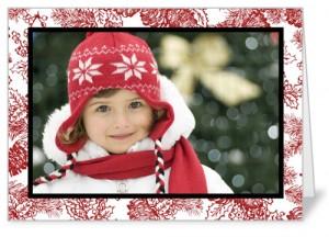 Sample Christmas Card from Shutterfly.com
