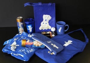 Pillsbury Sweet Roll Gift Basket - Giveaway
