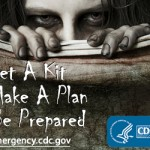 Zombie Apocalypse: Get A Kit, Make A Plan, Be Prepared. emergency.cdc.gov