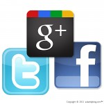 Google+, Twitter or Facebook: Which do you use the most?