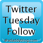 Following from @adaddyblog's #TwitterTuesday Icon