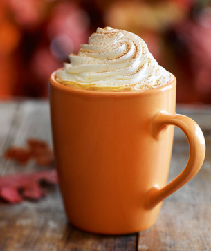 Starbucks Pumpkin Spiced Latte