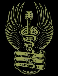 LHSF is an international, music-centric cancer charity dedicated to saving lives, one concert at a time.