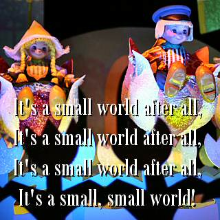 It's a Small World After All - Holland