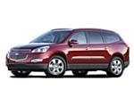Chevy Traverse - Best New Famliy Car?