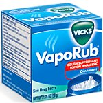 Vicks® VapoRub® topical ointment is the #1-selling branded children's cough/cold product.