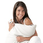 Sleep Number® AirFit Pillow - Be sure Santa Sees You When You're Sleeping