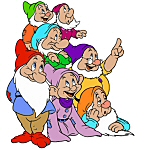 The Seven Dwarfs are finally able to work at Disney World!