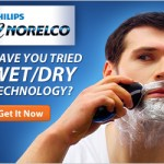 Have you tried Philips Norelco Wet/Dry Technology?