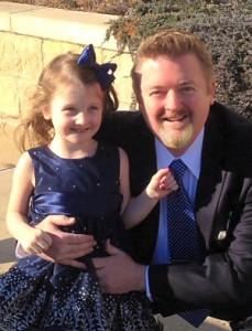 Arlington, Texas, Daddy Daughter Dance 2012