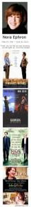 Some Favorite Nora Ephron Films