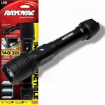 Rayovac's Virtually Indestructible LED 3C Flashlight