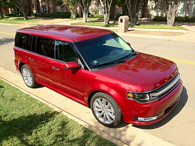 2013 Ford Flex with 3.5L EcoBoost V6 Engine - Video Review