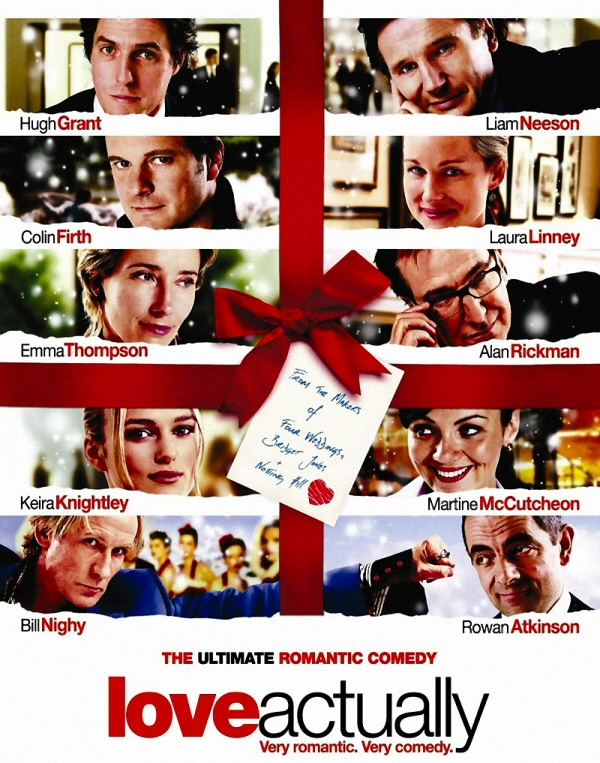 Love Actually - Movie with Hugh Grant, Liam Neeson, Colin Firth ...