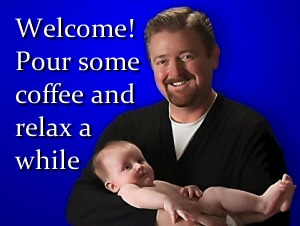 Welcome to adaddyblog.com! Pour yourself some coffee and relax a while.