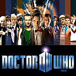 Photos of All of the Doctors from 50 years of Doctor Who