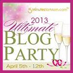 Ultimate Blog Party 2013 UBP13 at ADaddyBlog.com