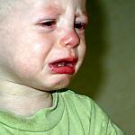 Bullied Boy Crying