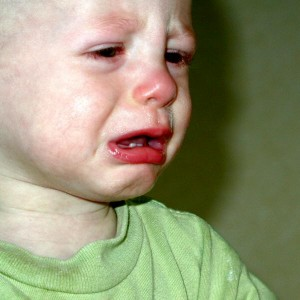 Photo of Crying Boy - How Parents May Make Their Kids Bully Targets