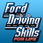 Ford Driving Skills For Life Icon - 150 pixels