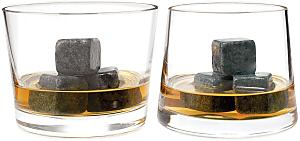WHISKEY STONES & GIFT SET FROM UNCOMMONGOODS.COM