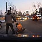 Random Act of Kindness Russian Dash Cam Videos