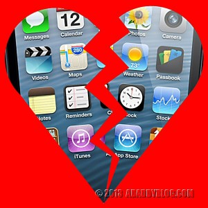 I'm Breaking Up with My iPhone!