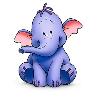 Heffalump - Daddy, There's a Monster in My Closet - adaddyblog.com