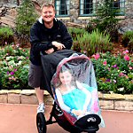 City Elite Single Stroller by Baby Jogger at Walt Disney World