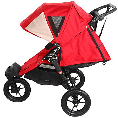 City Elite Single Stroller by Baby Jogger