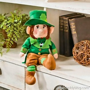 The Leprechaun on the Shelf