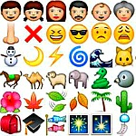 Massive List of All Emoji Characters