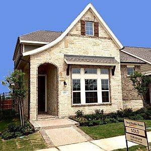 Our David Weekley Home in Viridian Arlington Texas