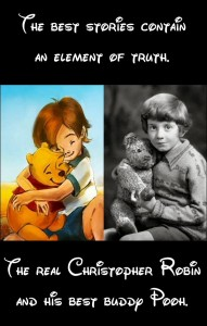 The Real Christopher Robin and Winnie the Pooh