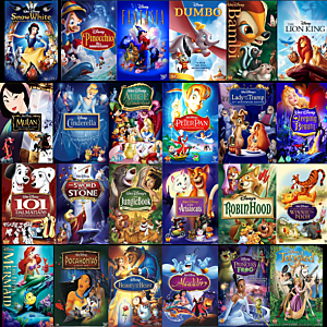 25 Disney Hit Films