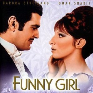 Funny Girl with Barbara Streisand and Omar Sharif
