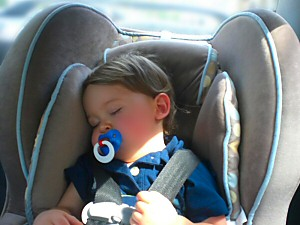 Child Death Heatstroke in Carseat