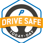 Drive Safe Today Day Logo - Progressive