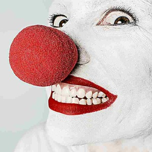 The Fear of Clowns is Coulrophobia
